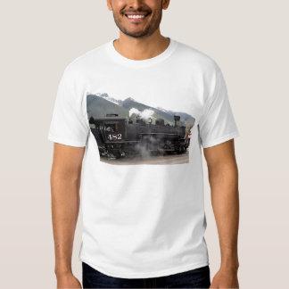 Steam train, Colorado, USA 2 T-shirt
