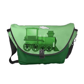 Steam Train Courier Bag