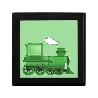 Steam Train Gift Box