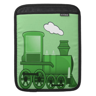 Steam Train iPad Sleeve