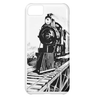 steam train iron horse iphone 5 vibe case cover