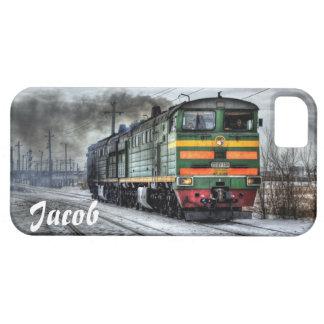steam train locomotive customizable iphone case iPhone 5 cases