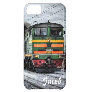 steam train locomotive customizable iphone case iPhone 5C cases