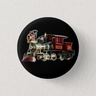 Steam Train Locomotive Engine Button