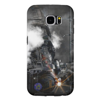 Steam Train Locomotive Samsung Galaxy S6 Case