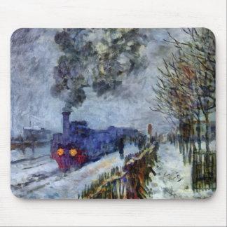 Steam Train Mousepad