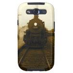 Steam Train Sepia Art Photograph Samsung Galaxy S3 Case