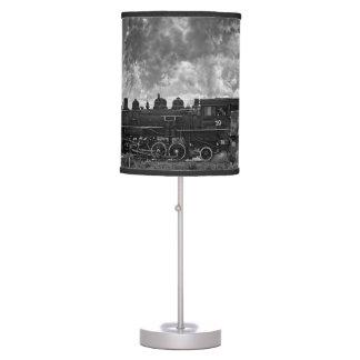 STEAM TRAIN TABLE LAMP