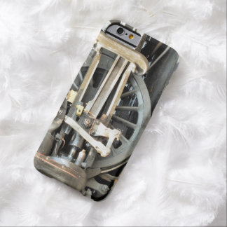 STEAM TRAINS BARELY THERE iPhone 6 CASE