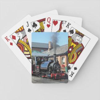 STEAM TRAINS CARD DECKS