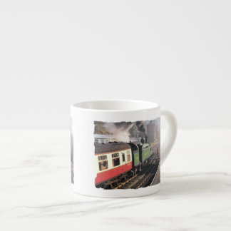 STEAM TRAINS ESPRESSO CUP