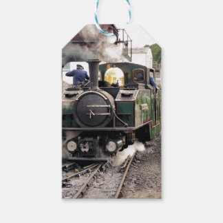 STEAM TRAINS GIFT TAGS