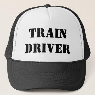 STEAM TRAINS TRUCKER HAT