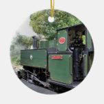 STEAM TRAINS UK CHRISTMAS TREE ORNAMENT