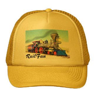 Steam Trucker Hat