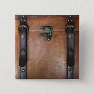 Steam Trunk Pinback Button
