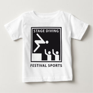 steam turbine and gas turbine systems diving baby T-Shirt