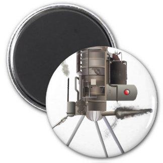 Steam Walker Fridge Magnet
