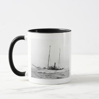 Steam Yacht North Star, early 1900s Mug