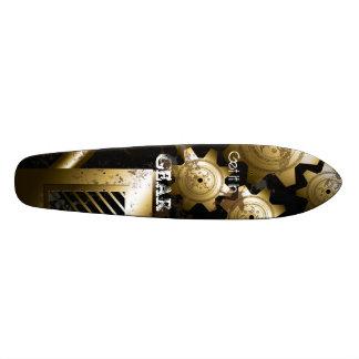 Steamboard Skateboard