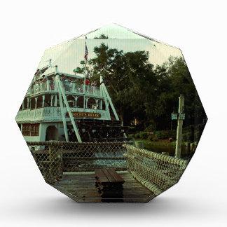 Steamboat Acrylic Award