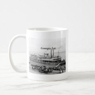 Steamboat Georgia Lee: 1907 Coffee Mug