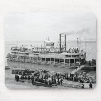 Steamboat Georgia Lee: 1907 Mouse Pad