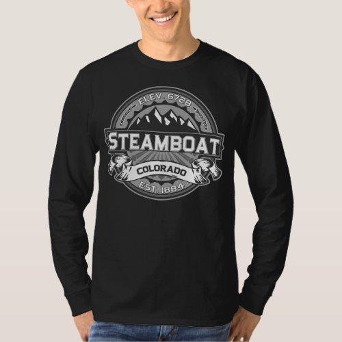 Steamboat Grey Dark T_Shirt