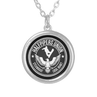 Steamboat Halfpipers Union Necklace