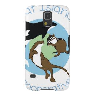 Steamboat Island Coop Preschool Galaxy S5 Cover