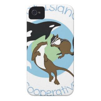 Steamboat Island Coop Preschool iPhone 4 Cases