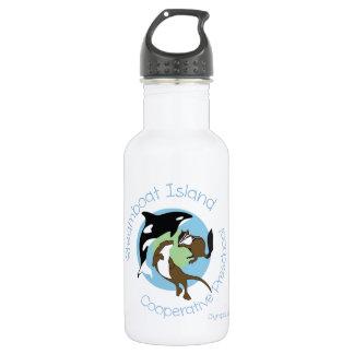 Steamboat Island Coop Preschool Water Bottle