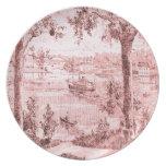 Steamboat Lake Dinner Plates