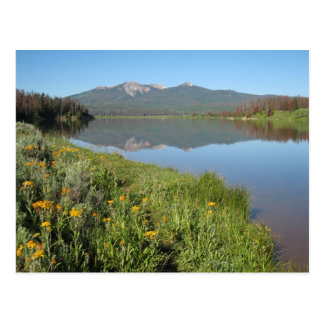 Steamboat Lake Postcard