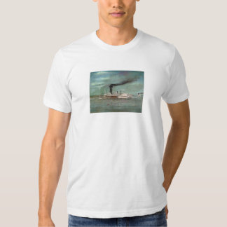 Steamboat Robert E. Lee Painting Shirt