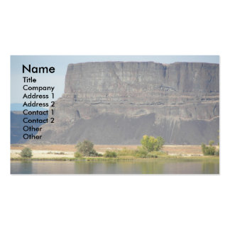 Steamboat Rock Business Card