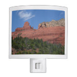 Steamboat Rock in Sedona Arizona Photography Night Light