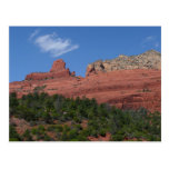 Steamboat Rock in Sedona Arizona Photography Postcard