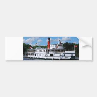 Steamboat Segwun Bumper Sticker