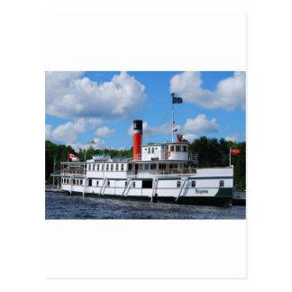 Steamboat Segwun Post Cards