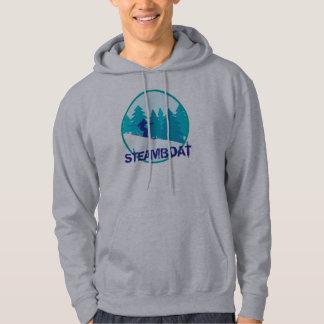 Steamboat Ski Circle Hoodie
