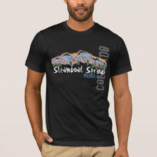 Steamboat Springs Colorado elevation tee