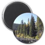 Steamboat Springs, Colorado Fridge Magnet