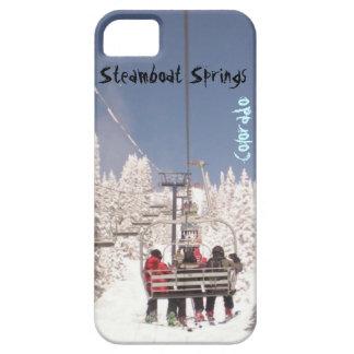 Steamboat Springs Colorado ski run iphone 5 case