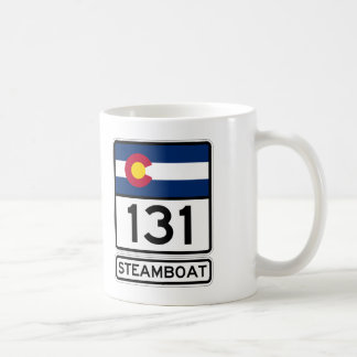 Steamboat Springs - Colorado's Best Powder! Coffee Mug
