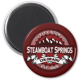 Steamboat Springs Logo For Magnets