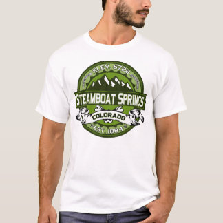 Steamboat Springs Logo for Shirts