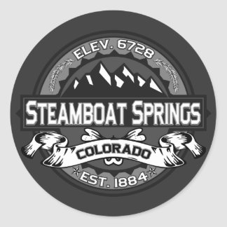 Steamboat Springs Logo Sticker