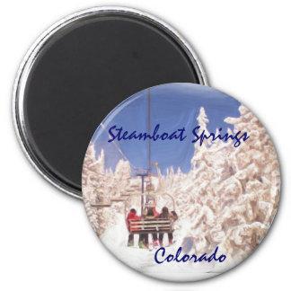 Steamboat Springs magnet