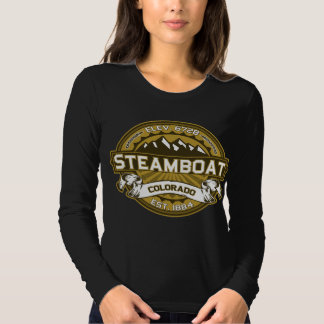 Steamboat Tan Dark T-shirt